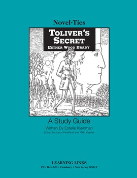 Toliver's Secret - Novel-Ties Study Guide