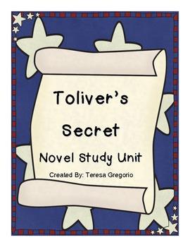 Toliver's Secret Unit Study - Everything you need!