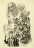 "Tolkien's ""The Hobbit"" Novel Unit"