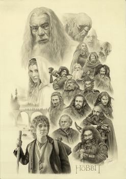"Tolkien's ""The Hobbit"" Novel Unit"