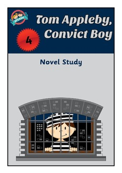 Tom Appleby Convict Boy - First Fleet History Narrative - Jackie French