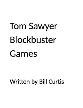 Tom Sawyer Blockbuster Games