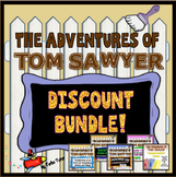 Tom Sawyer  Activities Bundle