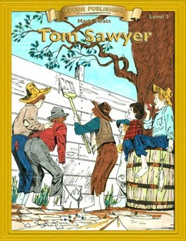 Tom Sawyer Read-along with Activities and Narration