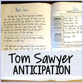 Tom Sawyer Introduction - Mark Twain Biographical Research