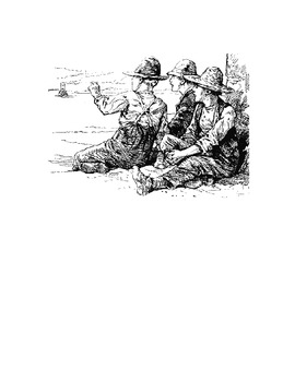Tom Sawyer Jackson's Island Activity