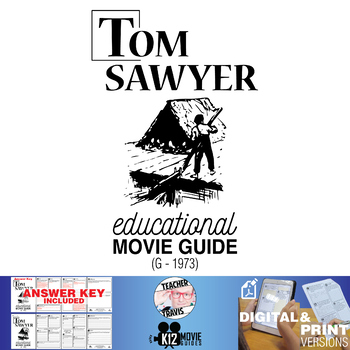 Tom Sawyer Movie Guide | Questions | Worksheet (G - 1973)
