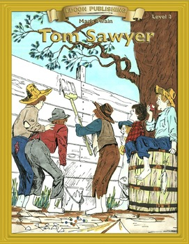 Tom Sawyer RL 2-3 ePub with Audio Narration