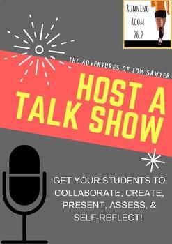 Tom Sawyer Talk Show