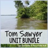 The Adventures of Tom Sawyer Unit for Interactive Notebooks