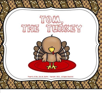 "Tom, The Turkey - Preparing For Solfege Tone ""Do"" (SMNTBK"