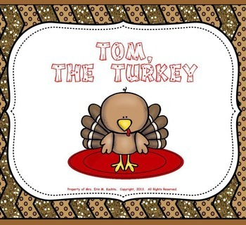 "Tom, The Turkey - Preparing For Solfege Tone ""Do"" (PPT EDITION)"