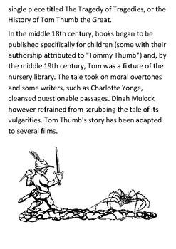 Tom Thumb Handout