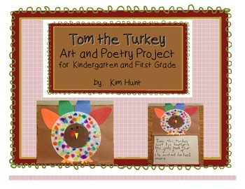 Tom the Turkey Art and Poetry Project