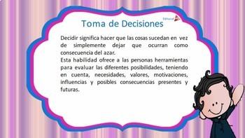 Toma de Decisiones en los Niños