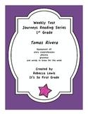 Tomas Rivera Assessment Journeys Reading Series