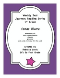 Tomas Rivera Assessment Journeys Reading Series