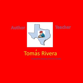 Tomas Rivera (Journeys Common Core Reading Series)