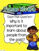 Tomas Rivera Journeys Lesson Plans and Supplemetal Materials