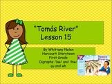 Tomas Rivera: Storytown Lesson 15