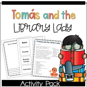 Tomas and the Library Lady Packet