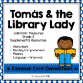 Tomas and the Library Lady - Common Core Connections - Tre