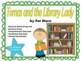 Tomas and the Library Lady by Pat Mora Comprehension and V