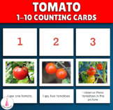 Tomato Counting Activity 1-10