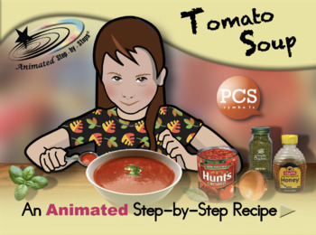 Tomato Soup - Animated Step-by-Step Recipe - PCS