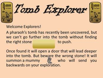 Tomb Explorer Tikatika Edition