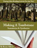 Summarize, Synthesize Activity For Any Text: Making a Tombstone
