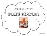 Tomie DePaola Author Study Packet!