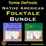Tomie de Paola Literature Standards Support Pages Bundle