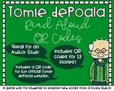 Tommy dePaola Read Aloud QR Codes