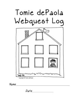 Tomie dePaola Webquest