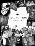 Tommy Thomas Percussion Library
