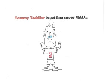 Tommy Toddler Turns Two