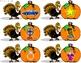 Tommy Turkey's Rhyming Pumpkins Activity