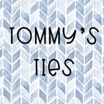 Tommy's Ties - Sight Words, Vocabulary, and Listening