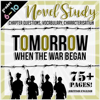 Tomorrow, When the War Began by John Marsden Novel Study