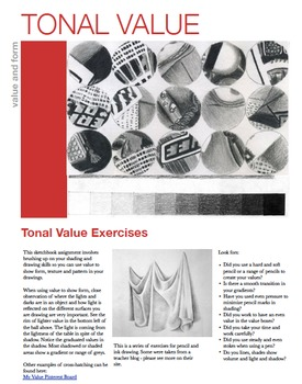 Tonal Value Exercises