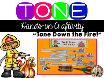 Tone Author's Word Choice Craftivity