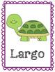 Presto/Largo Posters: FREE!