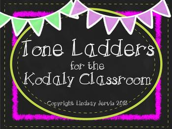 Tone Ladders: Cut Outs and Slides