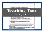 Tone Lesson and Writing Activity