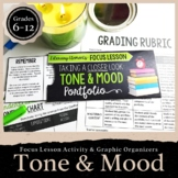Tone & Mood: Focus Lesson for ANY Novel