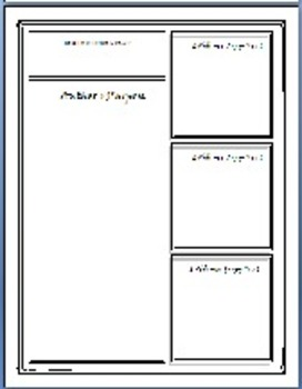 Tone Mood Theme Story Elements 62 Pages Graphic Organizers