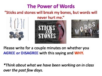 Tone, Mood, and the Power of Words FULL Lesson