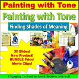 Tone Painting:  Find Tone in Words and Pictures