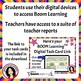 Tone and Mood Boom Cards Digital Task Cards Tone Paragraphs